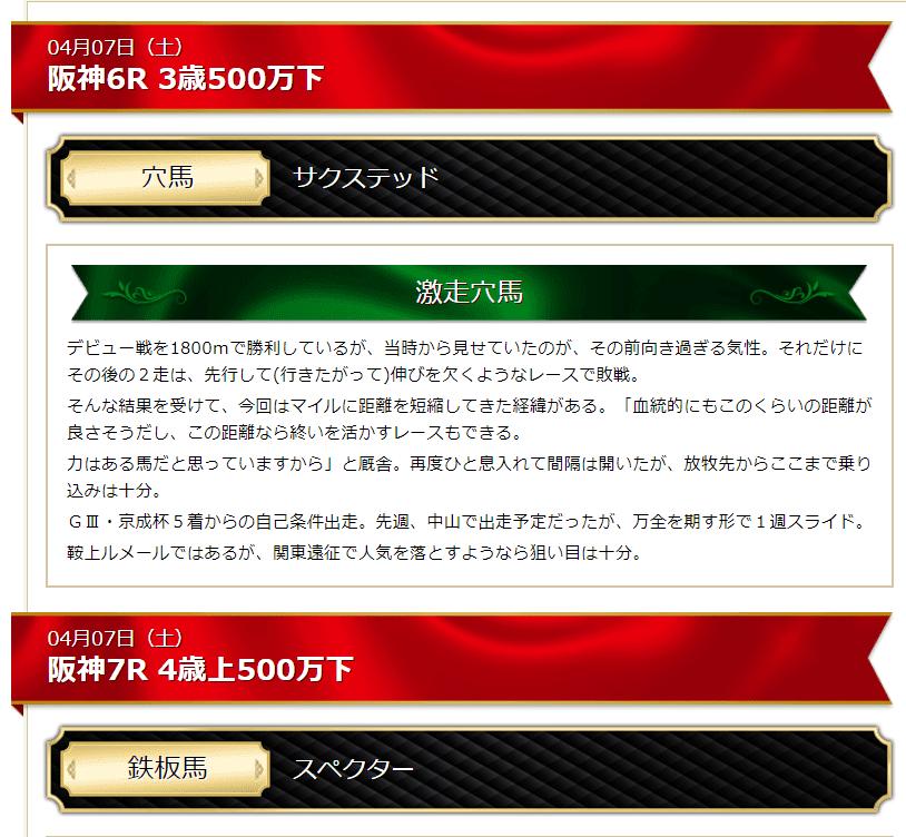 鉄板&穴馬ジャーナル