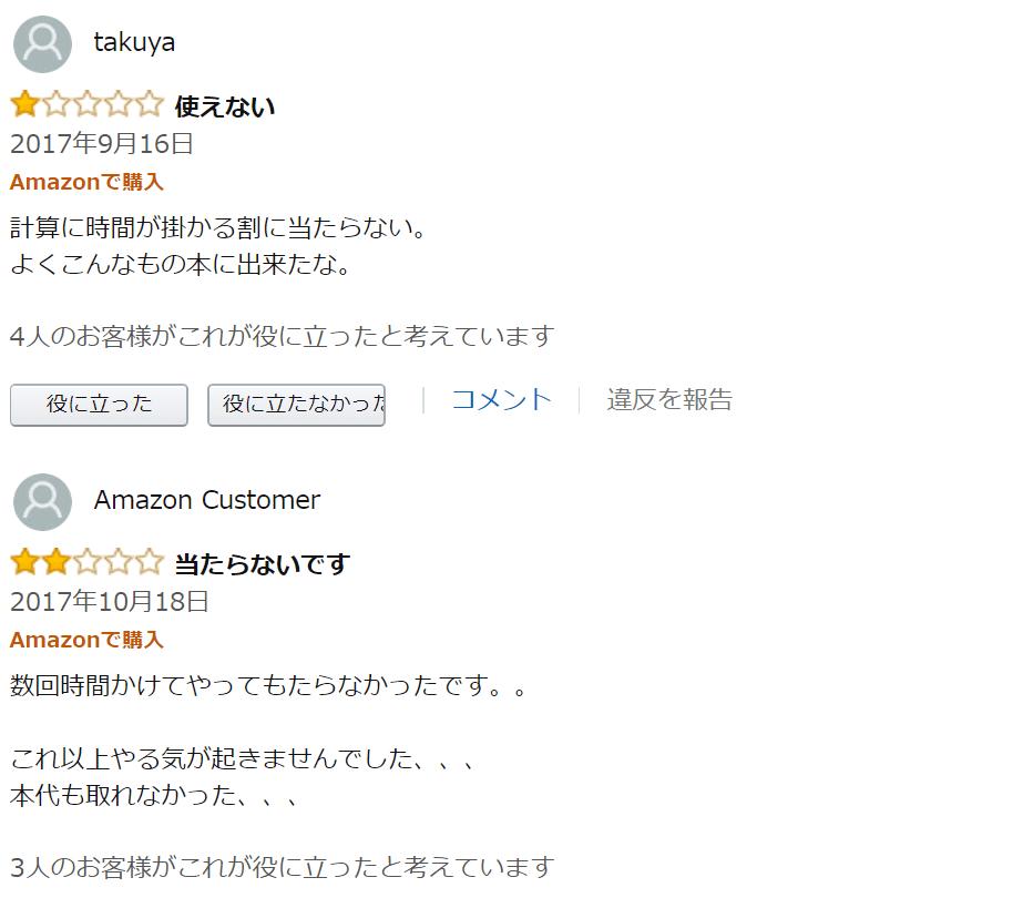 川田信一 レビュー
