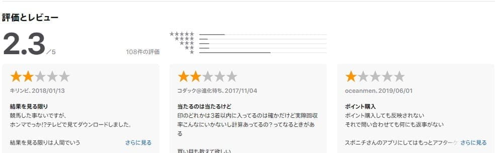 siva AppStore 評判