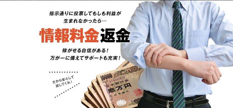 返金保証システムについて