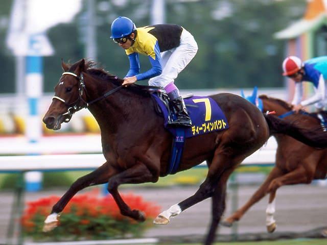 競馬 種牡馬 ディープインパクト