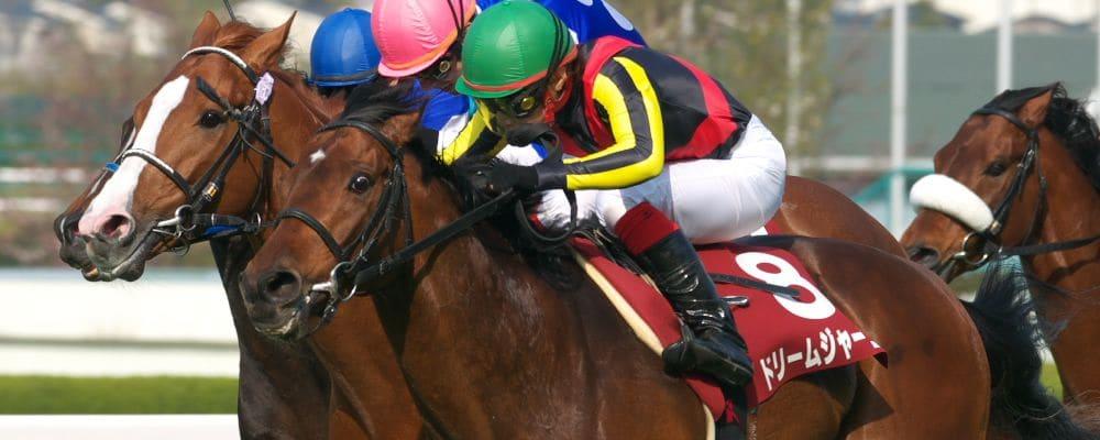 牝馬戦と福島開催のレース