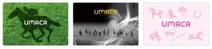 UMACAデザイン